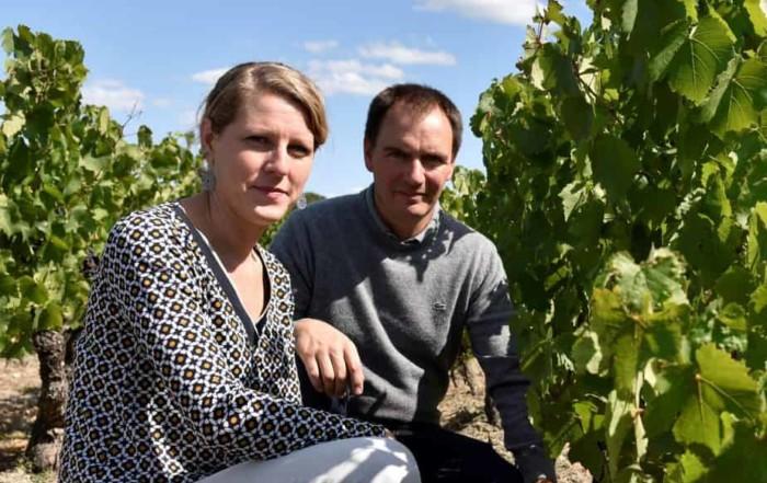 Touraine-Oisly-Laure-et-Stephane-Vignoble-Dubreuil-vignes